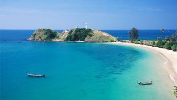 ท่องเที่ยวเกาะลันตา