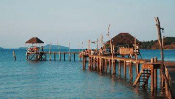 ท่องเที่ยวเกาะหมาก